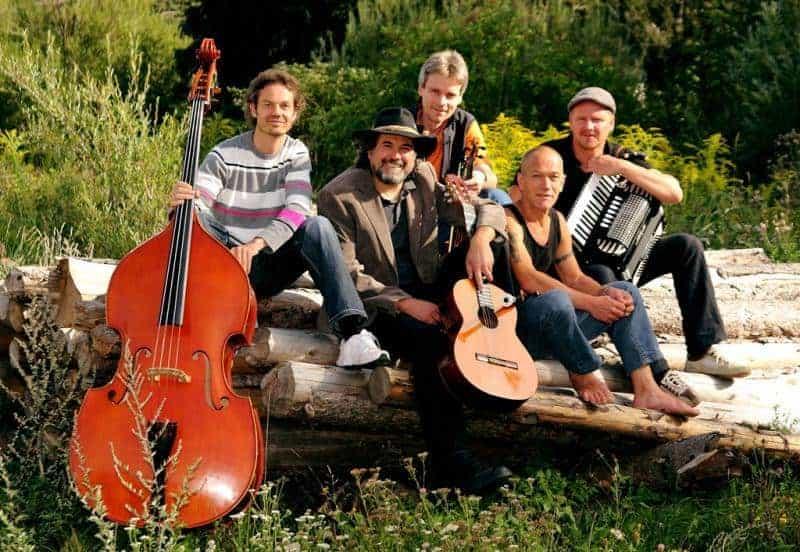 Lohninghof Titla die derzeit erfolgreichste Suedtiroler Folkgruppe